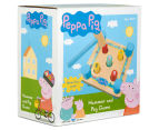 Peppa Pig Hammer & Peg Game - Multi  2