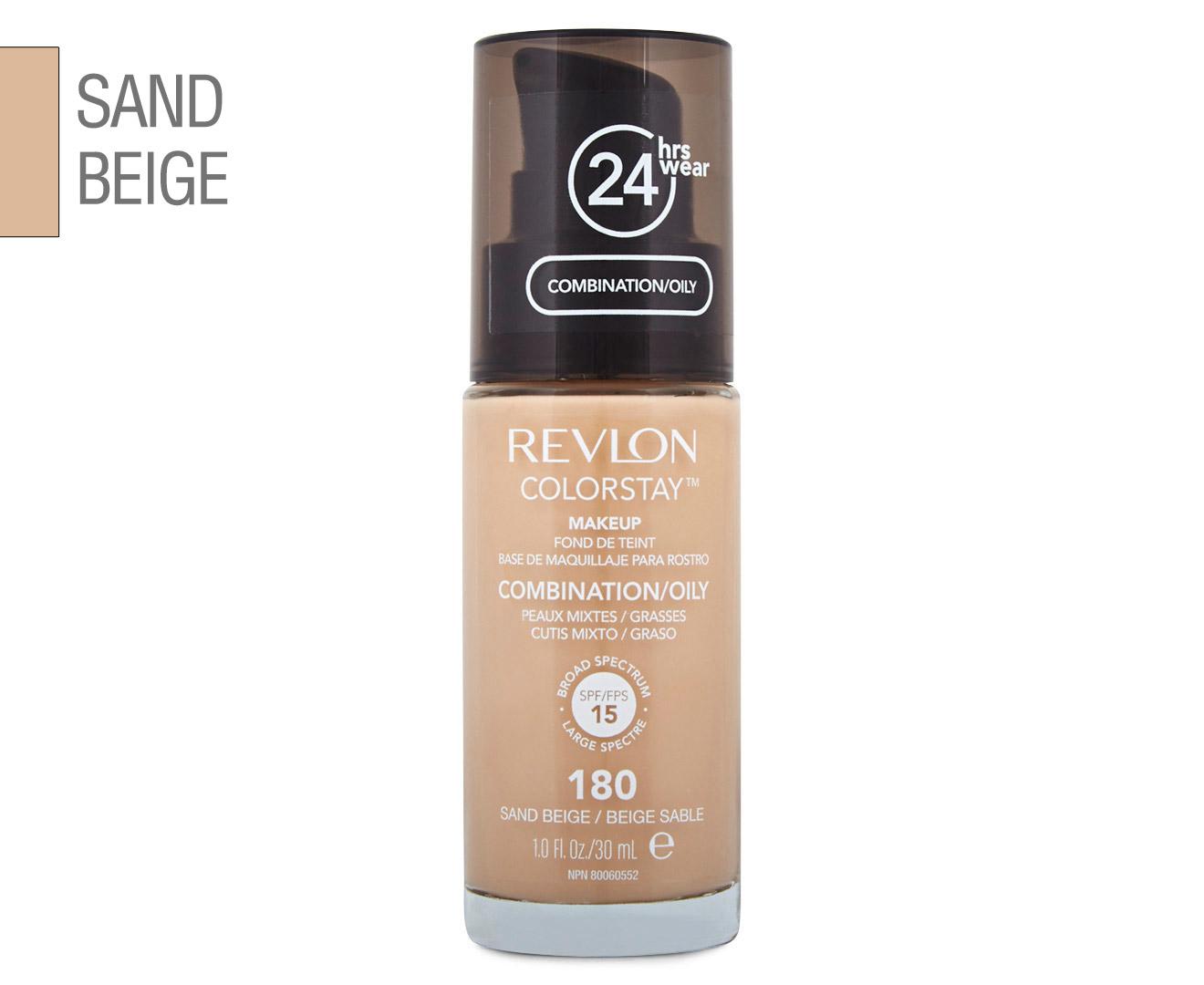 Revlon Colorstay 180