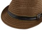 Vigilante Hemingway Hat - Cafe 4