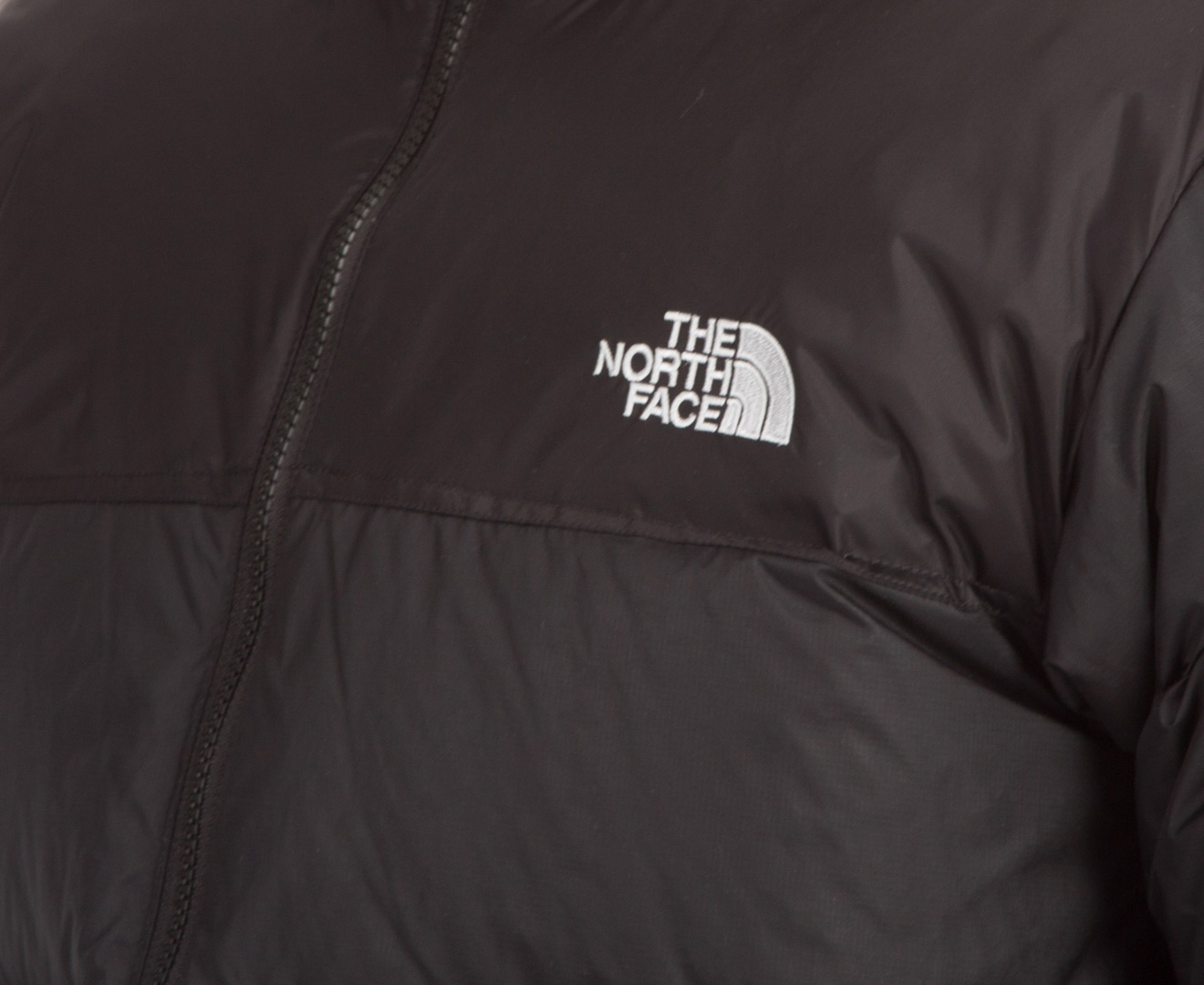 7aef32b0220f The North Face Men s Nuptse Jacket - Black