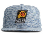 Mitchell & Ness Suns Against The Grain Snapback - Blue/White 1