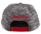 Mitchell & Ness Clippers Grey Noise Snapback - Multi 4