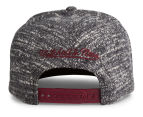 Mitchell & Ness Noise Cleveland Cavaliers Snapback - Grey 4