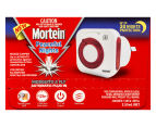 Mortein Peaceful Nights Mozzie Zapper Prime + Refills - 2.75mL 2