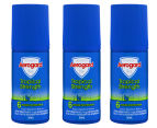 3 x Aerogard Tropical Strength Insect Repellent Roll On 50mL 1