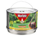 2 x Mortein Outdoor Mosquito Coils 30-Pack 360g 2