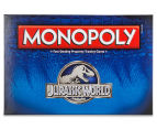 Jurassic World Monopoly Board Game 1