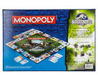 Jurassic World Monopoly Board Game 2