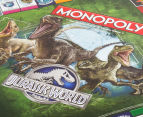 Jurassic World Monopoly Board Game 3