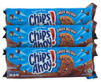 3 x  Chips Ahoy! Choco Delight Chocolate Chip Cookies 84g 1