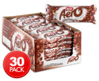 30 x Aero Bars Milk Chocolate 35g 1