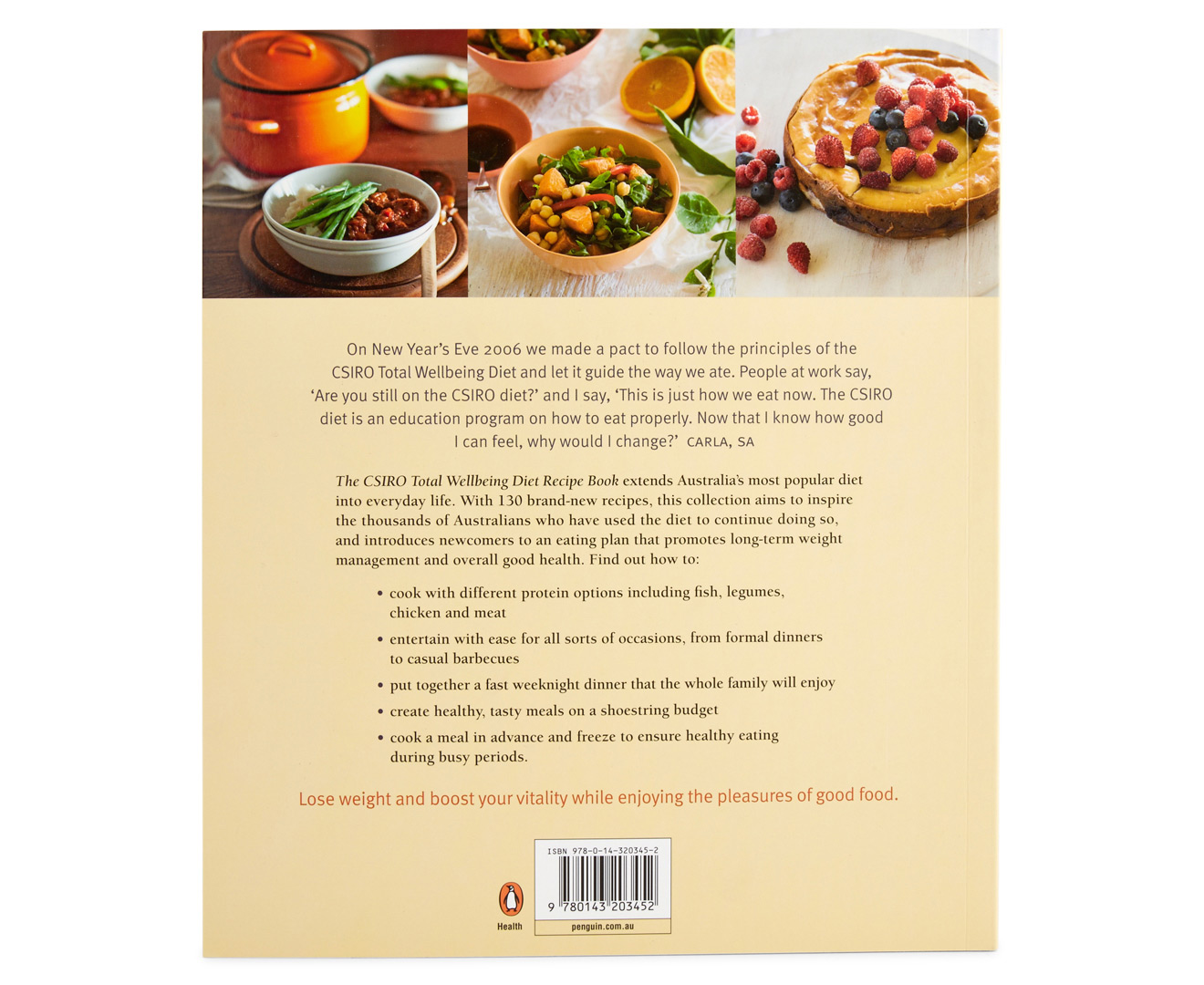 The csiro total wellbeing diet recipe cookbook great daily the csiro total wellbeing diet recipe cookbook great daily deals at australias favourite superstore catch forumfinder Image collections
