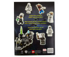 Lego: Spooky! Ultimate Sticker Collection Book 3