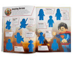 Lego Movie Ultimate Sticker Collection Book 4