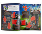 Lego: Spooky! Ultimate Sticker Collection Book 4