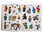 Lego Movie Ultimate Sticker Collection Book 5