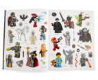 Lego: Spooky! Ultimate Sticker Collection Book 6