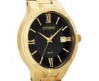 Citizen 38mm Brit BI502250E Dress Watch - Yellow Plated 2