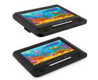 Portable 9-Inch Twin Screen Car DVD Player 3