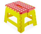Plastic Folding Step Stool - Randomly Selected 3