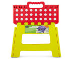 Plastic Folding Step Stool - Randomly Selected 6