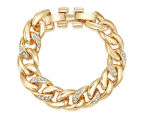 PeepToe Chain Link Bracelet - Gold 1