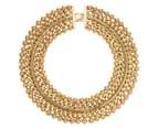 PeepToe Pharoah Necklace - Gold 1
