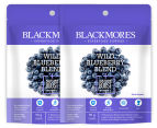 2 x Blackmores Superfood Wild Blueberry Blend Powder 90g 1