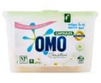 OMO Sensitive Laundry Liquid Capsules 35pk 1