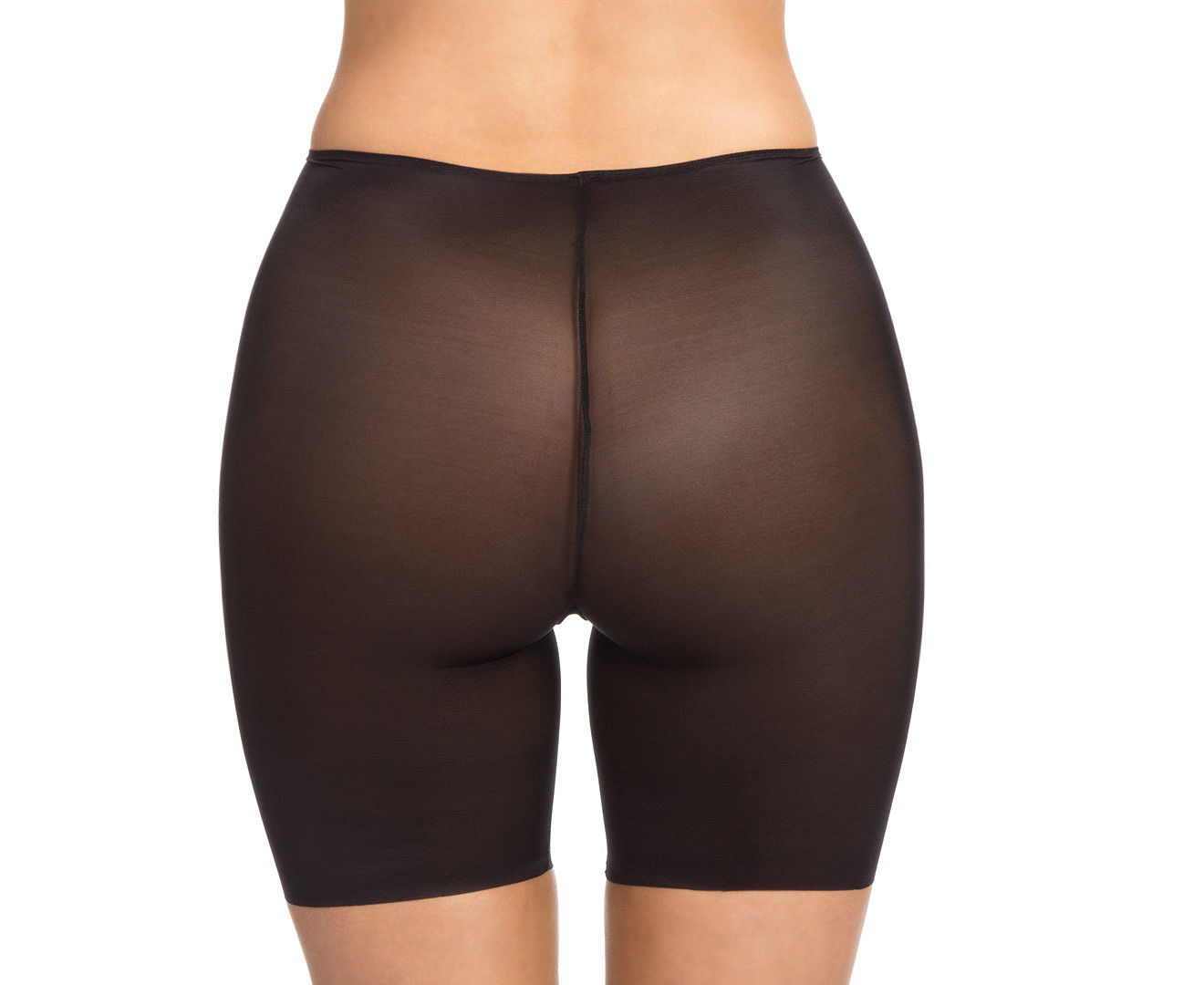 df5d6a3efa Spanx Women's Skinny Britches Mid-Thigh Short - Very Black   Catch.com.au