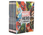 Marvel: 15 Book Hero Library 1