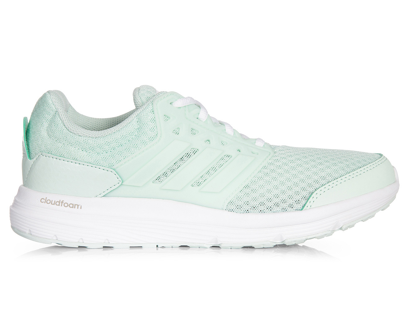 Adidas Galaxy  Running Shoe Mint