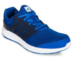 Adidas Men's Galaxy 3 Running Shoe - Blue/Navy/White 2