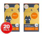 2 x Rufus & Coco Elasticised Litter Tray Liners - 10-Pack 1