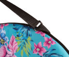 Cooper & Co. Floral Foldable Beach Chair - Blue/Multi 6