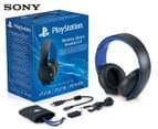 Sony Wireless Stereo Headset 2.0 - Black 1