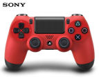 Sony DualShock 4 Controller - Red 1