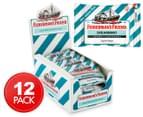12 x Fisherman's Friend Spearmint Freshmints 25g 1