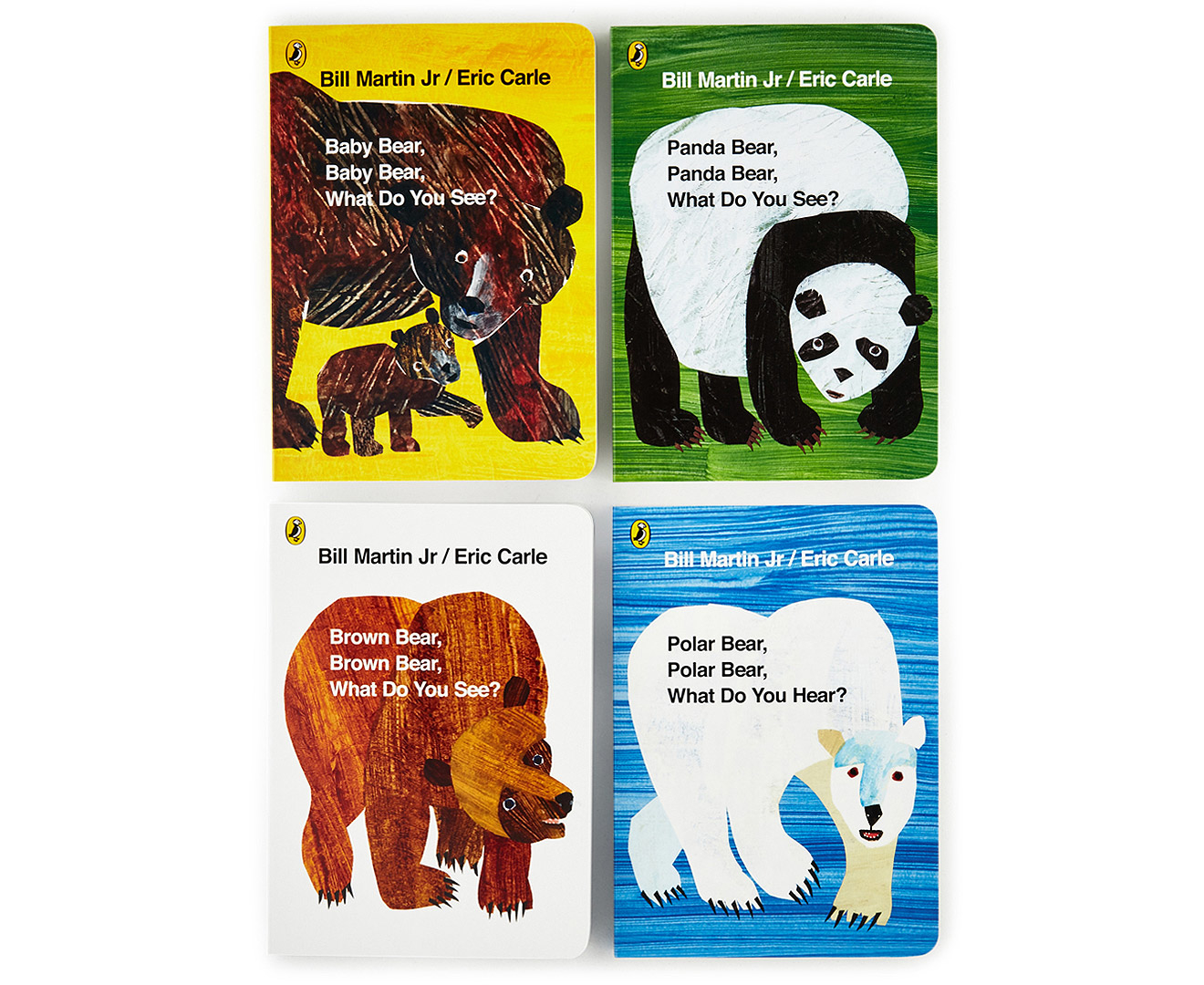 panda bear panda bear what do you see coloring pages - eric carle brown bear collection scoopon shopping