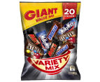 14 x Mars Variety Fun Size Share Pack 307g 2