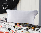 Hiccups By Linen House 65x65cm Cubic Euro Pillowcase - Grey  2