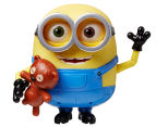 Minions Talking Bob Action Figure - Yellow/Blue 2
