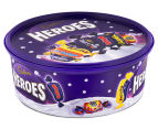 Cadbury Heroes Tub 760g 1