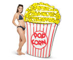 BigMouth Inc. Giant Popcorn Pool Float - Red/Yellow 1