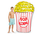 BigMouth Inc. Giant Popcorn Pool Float - Red/Yellow 4