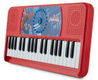 The Ultimate Spiderman Classic Electric Keyboard - Red/Blue 3