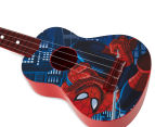 The Ultimate Spiderman 53cm Ukelele - Red/Blue 5
