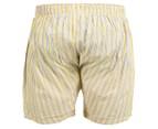 Polo Ralph Lauren Men's Classic Fit Woven Boxers - Navy/Summer Stripe 2