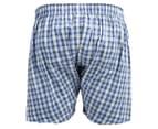 Polo Ralph Lauren Men's Classic Fit Woven Boxers - Navy/Summer Stripe 3