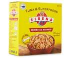 3 x Sirena Tuna & Superfoods Brown Rice & Buckwheat 170g 2
